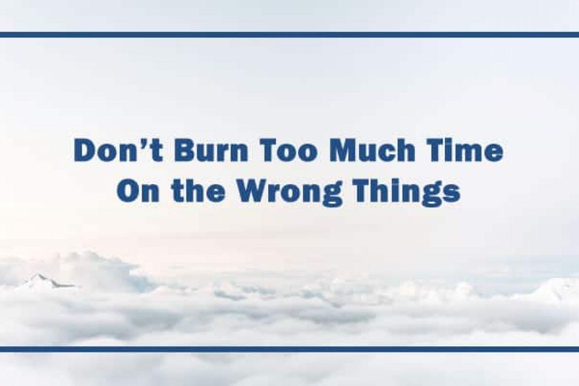 burn-time